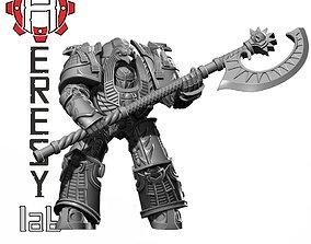 Heresylab Helios Guard HL139 3D printable model