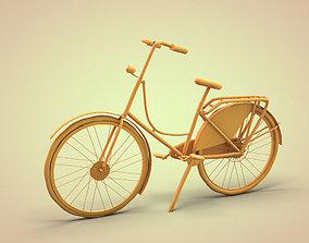 Bicycle 3D print model