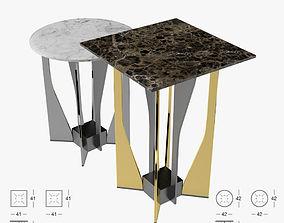 Longhi Zeus Small Table 3D