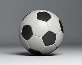 3D model supercopa Soccer Ball