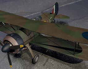 Gloster Gladiator Mk-1 3D
