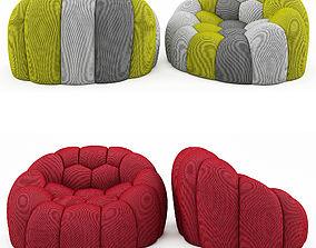 BUBBLE Armchair Roche Bobois 3D model