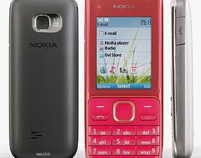 3D asset Nokia C2-01