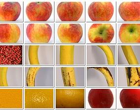 Fruit Food 228 HD Texture 3D model