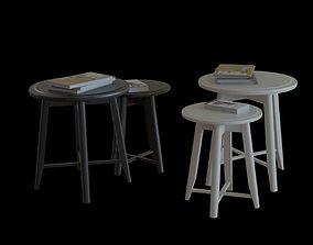 IKEA kragsta nesting table 3D