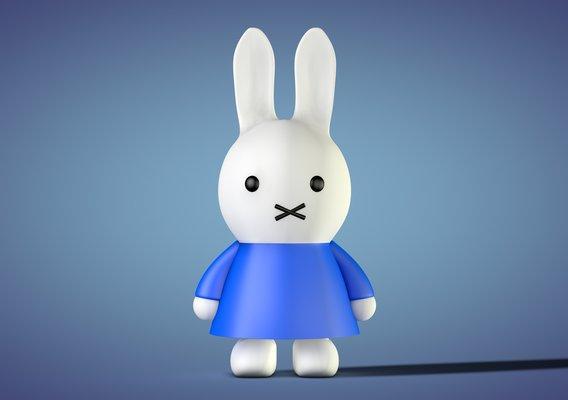 Miffy - Bunny Rabbit