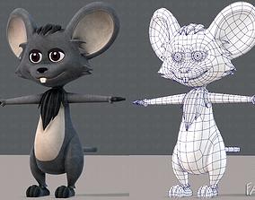 3D model realtime Mouse V01