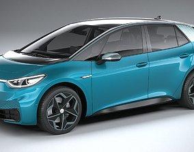 Volkswagen ID3 2020 3D
