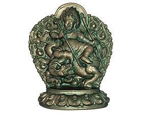 3D print model president Buddha