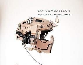 JAY HELMET 3D printable model