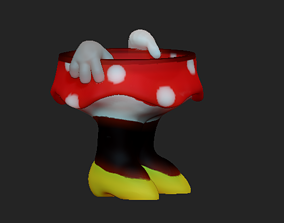 candy pot 3D printable model