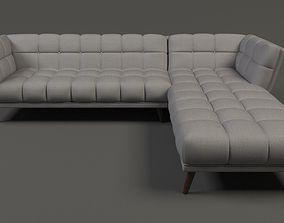 Sofa Grey 3D