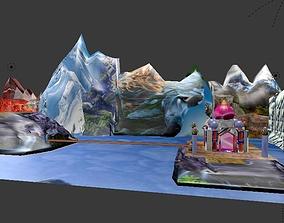 heaven palace 3D model
