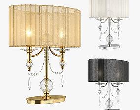 3D model Paralume Lightstar Table lamp