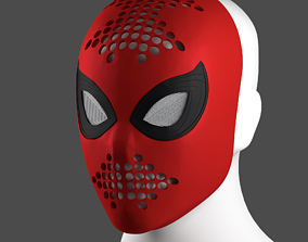 Spider-man Far From Home Face shell 3D print model