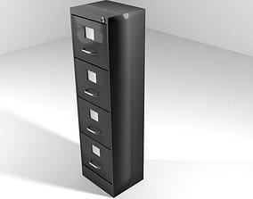 Cabinet - Type 4 3D model
