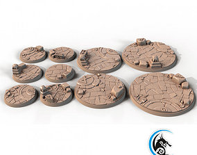 signumworkshop Pre-Supported 3D Printable Bases