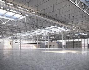 Warehouse 015 3D model
