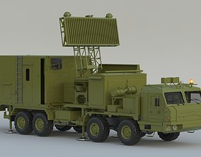 3D 55Zh6ME Nebo M KU-RLK