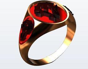 Horde Ring 3D print model