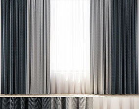 Curtains 02 3D