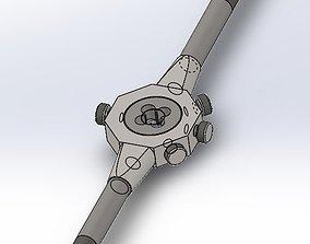 Iron cutter 3D printable model