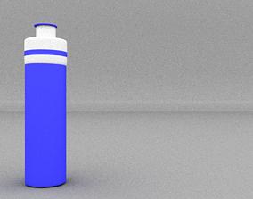 Sporty Bottle Drink 3D