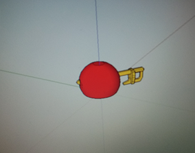 3D printable model Cherry toshay