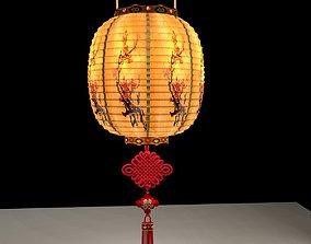 light 3D Chinese lantern