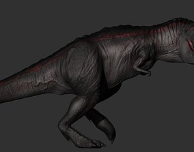 jurassic T-rex 3D printable model