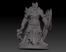 3D printable model Chaos Warrior