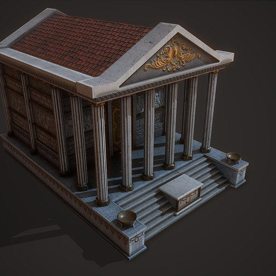 Temple Jupiter