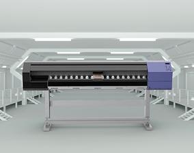3D Large inkjet printer