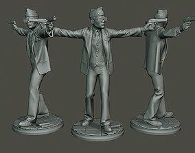 Dancing Coffin Meme B 005 3D print model