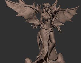 3D print model BLACKTHORN MORGANA