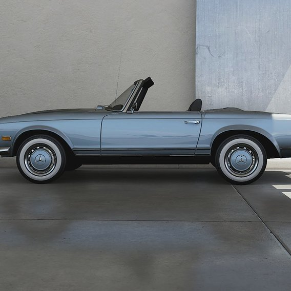 1967 Mercedes-Benz 280 SL