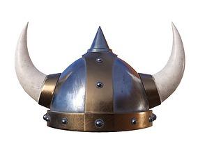 3D Warrior Helmet 05