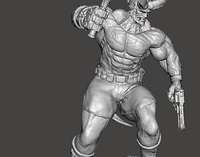 3D printable model Hellboy new generation