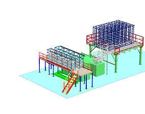 The Greel 3D model