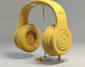 Cute Beats Headphones - 3D print Ready - Chibi World