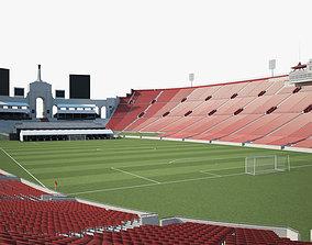 Los Angeles Memorial Coliseum 3D