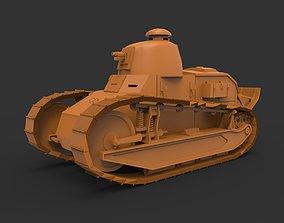Renault FT-17 MK1 3D printable model