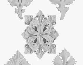 Architectural Ornament vol 02 3D model