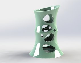 3D print model Bamboo Pen Holder water