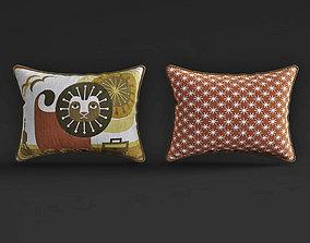 Jonathan Adler Junior LionTHROW Pillow 3D model