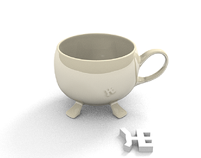 3D print model Cupleg1