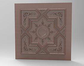 3d wall decor panel 3D print model