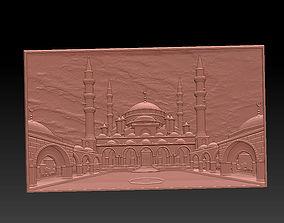 3D printable model mosque