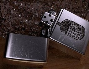 3D model various Zippo Lighter