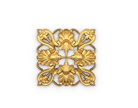 3D print model Classic decor ornament 31
